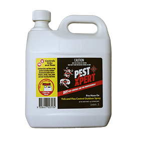 PestXpert Tick and Flea Control Outdoor Spray Refill